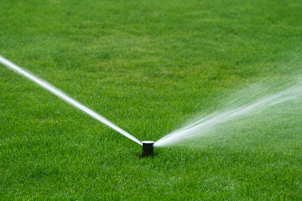 Irrigation and Sprinkler Repair